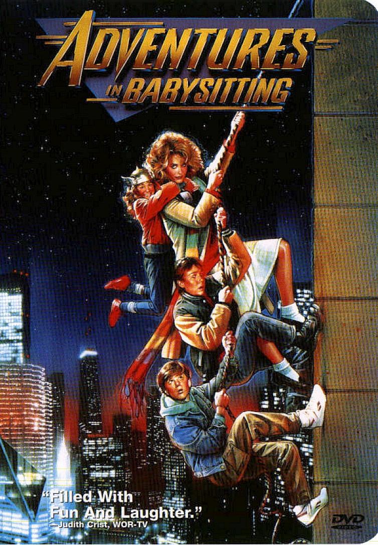 Adventure in babysitting movie