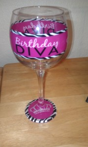 My Birthday Goblet