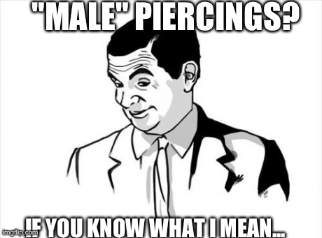 Privates, Piercings and Play