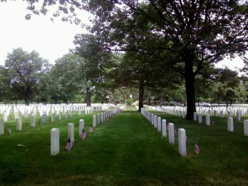 Rock Island National Cemetery