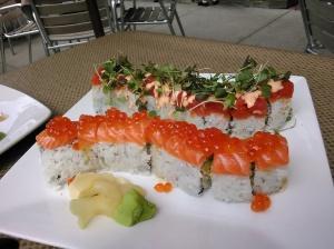 Mmmm.... Sushi!