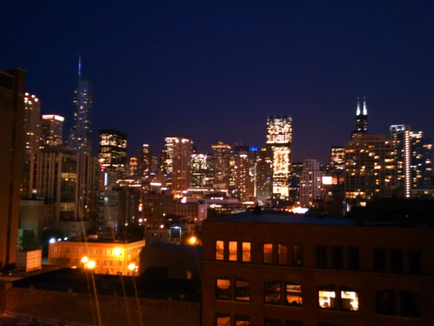 My Sweet Home, Chicago!
