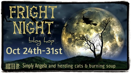 Fright Night Blog Hop